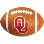 Bakery Crafts Football Cake Decoration: Oklahoma Sooners