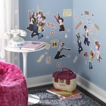 Birthday Express Disney High School Musical Wall Decorations: Removable