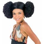 Afro Poof Wig Adult:One Size