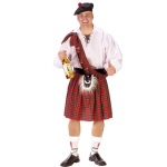 Big Shot Scot Adult Costume:One-Size