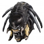 Alien vs.Predator Deluxe Predalien Overhead Latex Mask:One Size