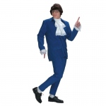 Austin Powers Deluxe Adult Costume:Standard One-Size
