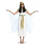 Cleopatra Adult Costume: White, Small, Everyday, Female, Adult