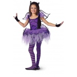 Batarina Child Costume:Medium (8-10)