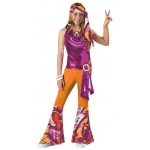 Dancing Queen Tween Costume:Medium (10-12)