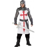 Crusader Premier Adult Costume:X-Large