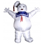 Stay Puft Marshmallow Inflatable: