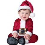 Baby Santa Infant / Toddler Costume:12-18 Months