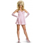 Austin Powers Sexy Fembot Deluxe Adult Costume:Small (4-6)