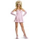 Austin Powers Sexy Fembot Deluxe Adult Costume:Large (12-14)