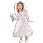 Bride Toddler/Child Costume