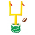 6' Inflatable Goal Post Cooler with Football: Birthday