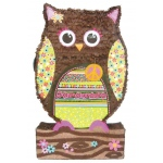 Owl Giant Pinata: Birthday