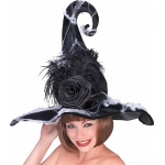Adult Witch Hat:One-Size