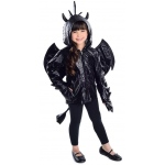 Deluxe Dragon Kids Hoodie:Large/X-Large