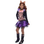 Deluxe Monster High Clawdeen Wolf Costume:Large (10)