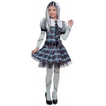 Deluxe Monster High Frankie Stein Costume:X-Large (12)