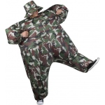 Inflatable Camosuit Adult Costume: Multi-colored, One-Size, Everyday, Unisex, Adult