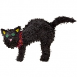Halloween Black Cat Pinata: