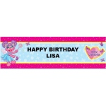 "Abby Cadabby Personalized Birthday Banner Standard 18"" x 61"""