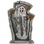 "22"" Tombstone Light Up RIP:"