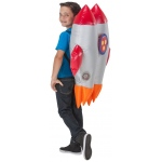 Jet Pack with Lights Inflatable Child Costume:One-Size