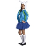 Adventure Time - Fionna Child Costume:Large
