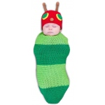 Case the Caterpillar Infant Bunting Costume:0-3 Months