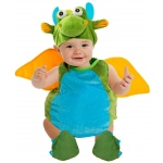 Dragon Infant Costume:0-9 Months