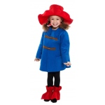 Blue Coat Bear Toddler Costume:Toddler (3T-4T)
