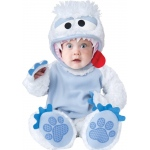 Abominable Snowbaby Toddler Costume:12-18 Months
