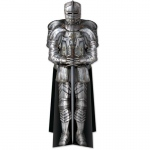 3D Suit of Armor Centerpiece: Multi-colored, Birthday