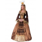 Baroness Adult Costume:Medium