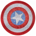 American Dream Adult Glitter Shield:One-Size