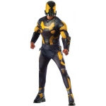 Ant Man Yellow Jacket Deluxe Adult Costume:One-Size