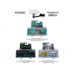 Hollywood Hitch & Tow Series 4 Set of 3 1/64 Diecast Model Cars by Greenlight
