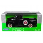 1931 Chevrolet 3100 Pick Up Truck Black 1/24 - 1/27 Diecast Model Car by Welly