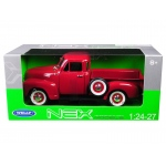 1931 Chevrolet 3100 Pick Up Truck Red 1/24 - 1/27 Diecast Model Car by Welly