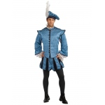 Hamlet Grand Heritage Adult Costume - One-Size: One-Size, Everyday, Adult
