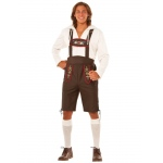 Beer Garden Man Adult Costume One-Size: One-Size, Everyday, Adult