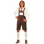 Beer Garden Man Adult Costume XL: X-Large, Everyday, Adult