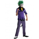 DC Comics Gotham Super Villains Joker Child Costume M: Medium, Everyday, Child