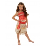 Disney's Moana Adventure Child Costume S: Small, Everyday, Child