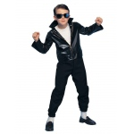 Greaser Child Costume M: Medium, Everyday, Child