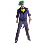 Joker Adult Costume XL: X-Large, Everyday, Adult