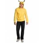 Pokemon Pikachu Adult Hoodie S: Small, Everyday, Adult