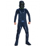 Star Wars - Shark/Death Trooper Deluxe Child Costume L: Large, Dress Up, Child