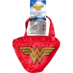 Wonder Woman Purse and Bracelet: One Size, Dress Up, Child