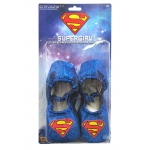 Imagine Supergirl Glitter Slipper One Size