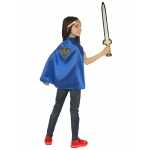 Wonder Woman Cape and Sword Set: One Size, Dress Up, Child
